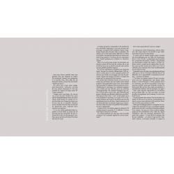 Extrait du livre Aurores des lichens de Gérard Freitag - photographies d'Olivier Klencklen
