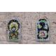 Les Icônes miraculeuses, accompagné d'une icône originale de l'artiste dans un coffret