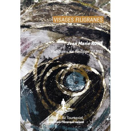 Livre Visages filigranes de Jean-Marie Rohé